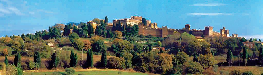 Storia del Castello di Gradara