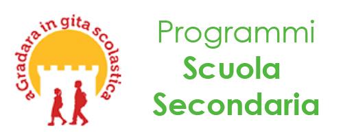 Attività didattiche per le scuole - Scuola Secondaria