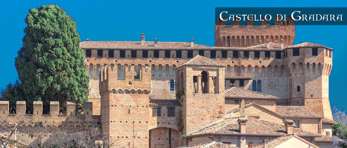 Permalink to: Castello di Gradara  – esterno