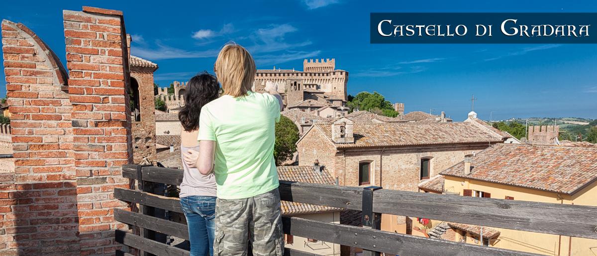 Permalink to: Castello di Gradara visite per individuali e per gruppi