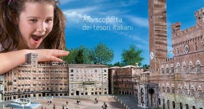 Italia in Miniatura per le scuole